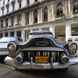 Vintage classic american car. HAVANA - 9 JULY, 2010. — Stockfoto #48487451