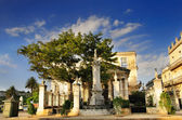 """El templete"" Old havana landmark — Stock Photo"