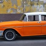 Old Havana vintage car — Stock Photo #48504933