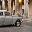 Old car in Havana street — Stock Photo #48505069