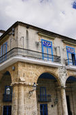 Old havana building — Stock Photo