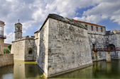 Castillo de la Real Fuerza - Havana Fort — Stock Photo