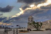 "Havana fort ""La punta"" — Stock Photo"