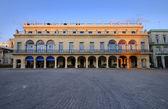 美丽的哈瓦那大厦古巴 — 图库照片
