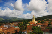 Trinidad cityscape, cuba — Stock Photo