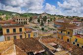 Trinidad town, cuba — Stok fotoğraf
