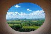Cuban landscape - trinidad — Stock Photo