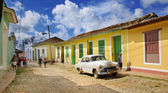 Trinidad street, cuba. OCT 2008 — Stock Photo