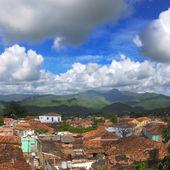 Trinidad cityscape — Stockfoto