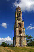Trinidad tower, cuba — Stock Photo