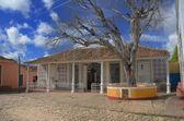 Trinidad tropikal ev — Stok fotoğraf