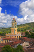 Trinidad town, cuba — Stock Photo