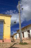 Trinidad town, cuba — Stock Photo