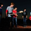 Young musican band — Stock Photo #49181581