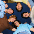 Young male group — Stock Photo #49181875