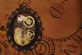 Clockwork — Stockfoto
