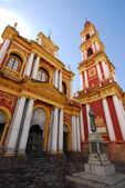 St. Francis church in Salta, Argentina — Stock Photo