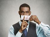 Bribery concept — Stock Photo