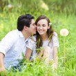 Happy couple in love — Stock Photo #51263601