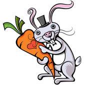 Rabbit — Stock Vector