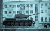 Armor tank — Foto Stock