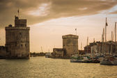 La Rochelle — Stock Photo