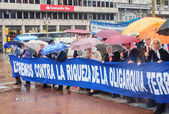 Madres de Plaza de Mayo — Stock Photo