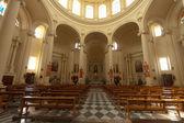 Saint John the Baptist church, Xewkija — Stock Photo