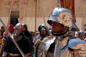 Medieval Mdina festival — Stock Photo