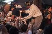 Oktoberfest in Villa General Belgrano — Stock Photo