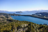 Scenic View in Patagonia — Стоковое фото