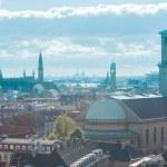 Copenhagen skyline — Stock Photo #48273219