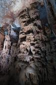 Avshalom Stalactites Cave — Stock Photo
