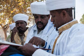 Sigd - An Ethiopian Jews Holyday — Stock Photo