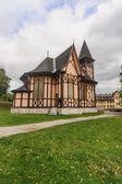 Wooden church in Stary Smokovec — Stock Photo