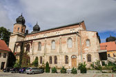 The Status Quo Synagogue in Trnava — Stockfoto