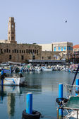 Acre Fishing Harbor — Stock Photo