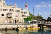 Jaffa Port — Stock Photo