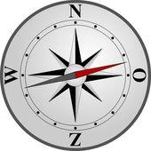 Compas — Stock Vector
