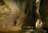 Sawcut gorge yürüyüş — Stok fotoğraf