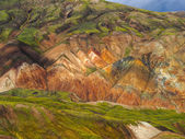 Landmannalaugar Fjallabak Nature — Stock Photo