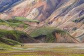 Landmannalaugar Fjallabak Nature — Stock Photo