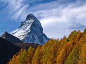 Zermatt (Switzerland) — Stock Photo