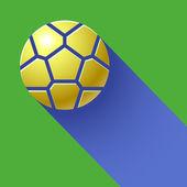 サッカーの世界選手権 — ストックベクタ