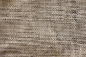 Texture of jute bag — Stock Photo