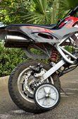 Mini moto - Mini Motorbike — Stock Photo