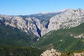 Sardinia.Gorroppu Canyon — Stock Photo