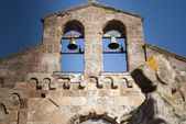 Sardinia. Bell-Gable elements — Stock Photo