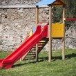 Childrens slide — Stock Photo #51800095