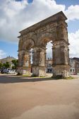 germanicus roman arch — Stock Photo
